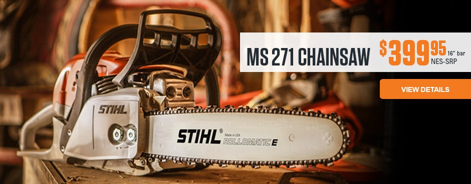 MS 271 Chainsaw
